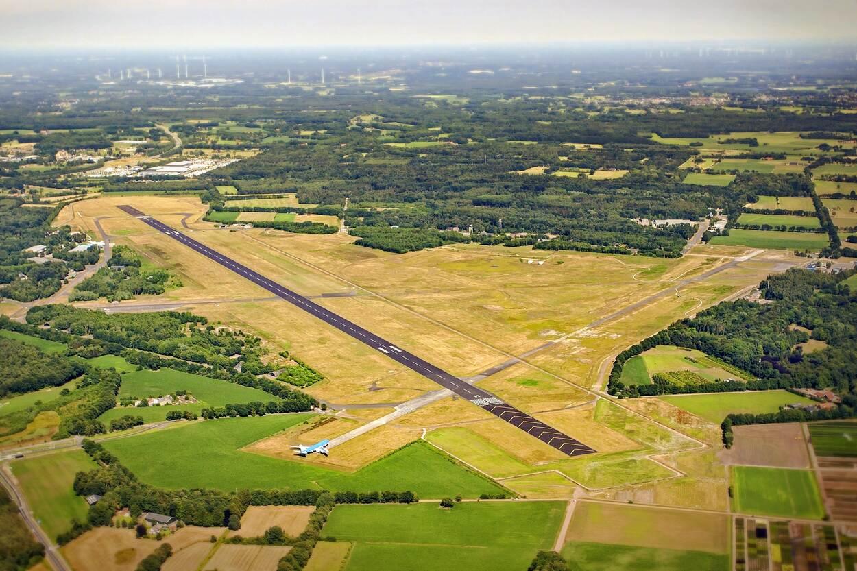 Oplossing Voor Vertrek Boeings Van Twente Airport Nieuwsbericht Inspectie Leefomgeving En Transport Ilt