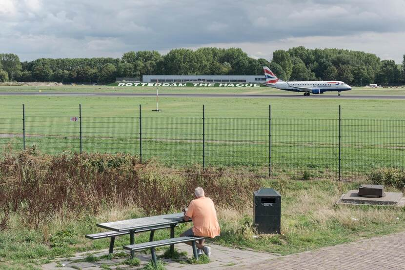 RTH Rotterdam The Hague airport